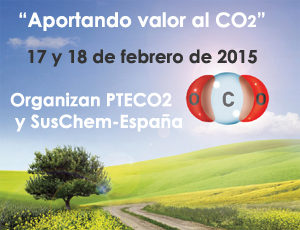 PTECO2-SusChem: Aportando valor al CO2