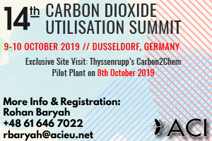 14th Carbon Dioxide Utilisation Summit in Germany