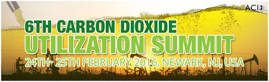 ACI's 6th Carbon Dioxide Utilization Summit
