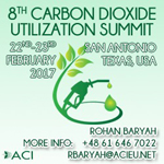 8th Carbon Dioxide Utilisation Summit